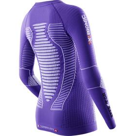 X-Bionic Running Effektor Power - T-shirt manches longues running Femme - violet